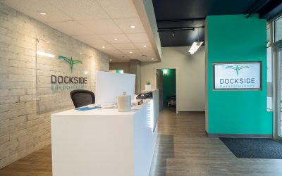 A physiotherapy clinic on Vancouver Island blazes a trail in eco-friendly clinic design: Blogpost by Evan Thomas from Dockside Physiotherapy