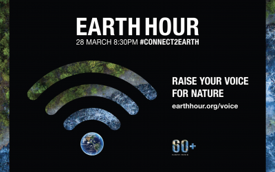 Earth Hour 2020 – Raise your voice for nature