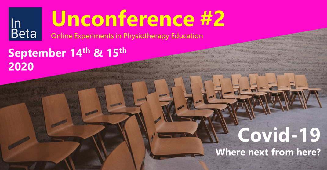 Environmental physiotherapy education at the In Beta Unconference 2020