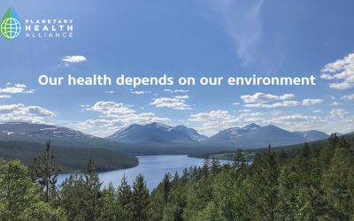 The EPA joins the Planetary Health Alliance