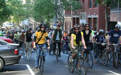Active Transport: Ideas to improve the health of patients and planet