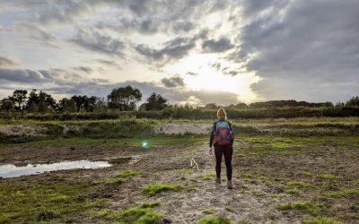 Omhelzende natuur – een reflectie van een student op verbondenheid in de pandemie