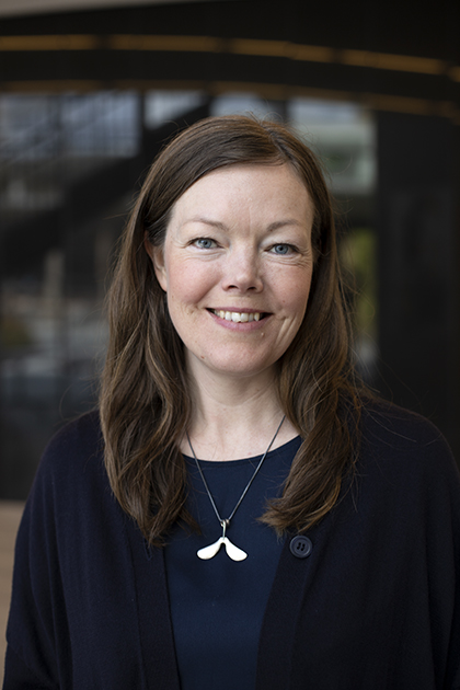Annie Palstam (PhD)
