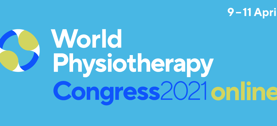 World Physiotherapy Congress 2021 – The inofficial environmental physiotherapy stream